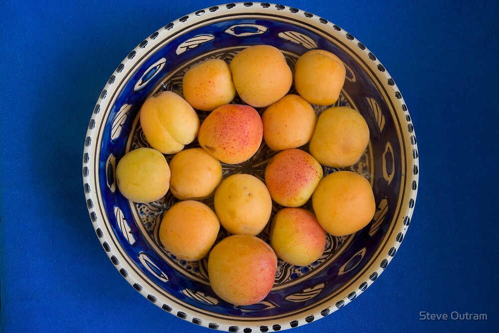 Apricots by Steve Outram