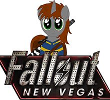 Fallout New Vegas Art by Solbessx