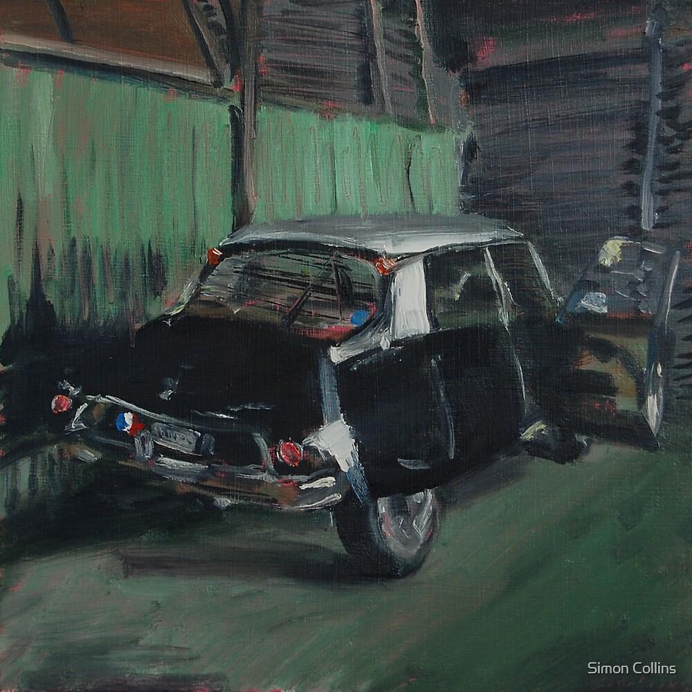 Garaged (Lidcome) by Simon Collins