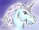 The Proud Unicorn by dimarie