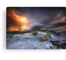 Arisaig Sunset Canvas Print