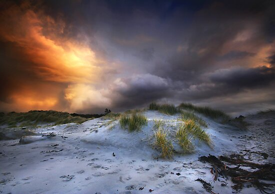 Arisaig Sunset by Celtic Mystery