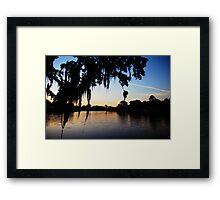 Tarpon Springs, FL Framed Print