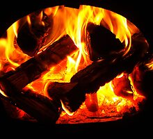 Time for a Fire..... by debsphotos