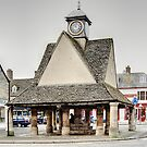The Buttercross, Witney by Karen Martin IPA