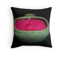 Pearl One Throw Pillow