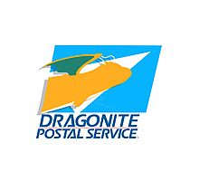 The Dragonite Postal Service Photographic Print