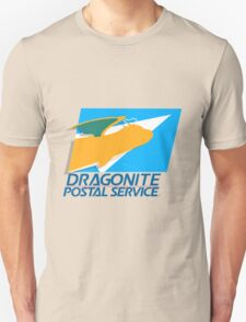The Dragonite Postal Service T-Shirt