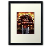 The Renegade Framed Print