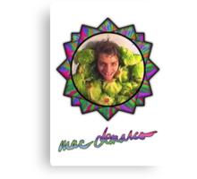 Mac Demarco - Lettuce Bath [Text Version] Canvas Print