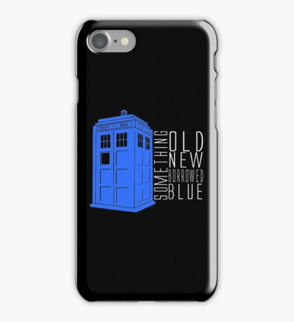 Something Blue iPhone Case/Skin