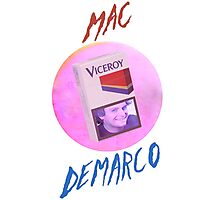Mac Demarco - The Viceroy smile Photographic Print