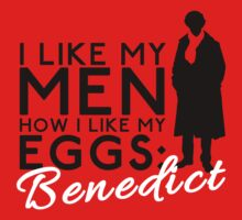 Eggs Benedict Cumberbatch Kids Clothes