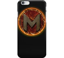 Magmasurge Logo | Apparel, Stickers, Pillows and more! iPhone Case/Skin