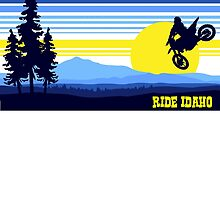 Ride Idaho by GrumpyDog