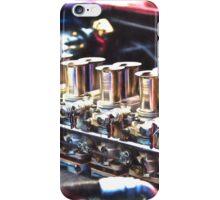 Carburetors  iPhone Case/Skin