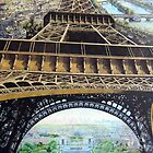 Effiel Tower by Christopher Ripley
