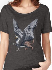Griffin Women's Relaxed Fit T-Shirt