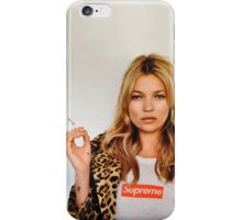 Kate Moss for Supreme Media Cases, Pillows, and More. iPhone Case/Skin