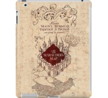 The Marauder's Map Phone Case iPad Case/Skin