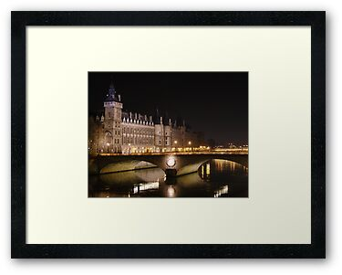 La Conciergerie by j4y00078