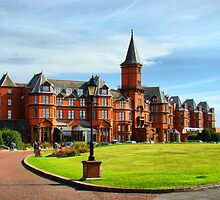 Slieve Donard Hotel Ireland by Darren Bell