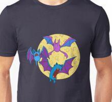 Zubat, Golbat, and Crobat Unisex T-Shirt