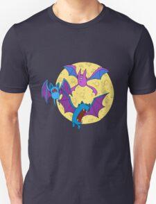 Zubat, Golbat, and Crobat T-Shirt