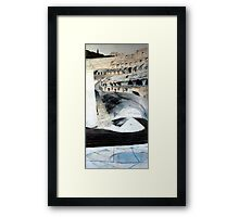 Periodization #2 right panel Framed Print