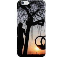 Tomorrow will be a new day... iPhone Case/Skin