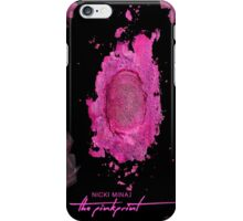 The Pinkprint iPhone Case/Skin