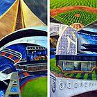 Stadium Series #1 by Christopher Ripley