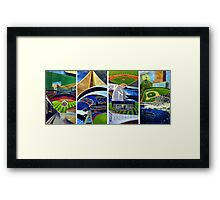 Stadium Series #1 Framed Print