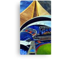 The Skydome Canvas Print