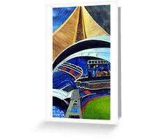 The Skydome Greeting Card