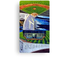 Yankee Stadium- Tradition Canvas Print