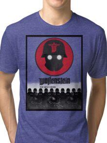 Wolfenstein: The New Order Tri-blend T-Shirt