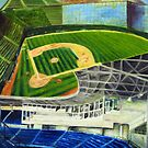 Wrigley Field- The Friendly Confines by Christopher Ripley