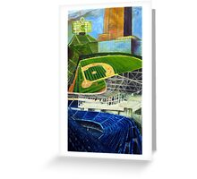 Wrigley Field- The Friendly Confines Greeting Card