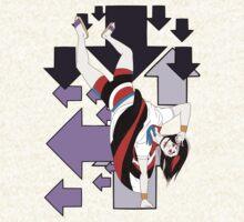 Seija Kijin and arrows by tshmftl