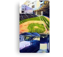 Tiger Stadium- Industry Canvas Print