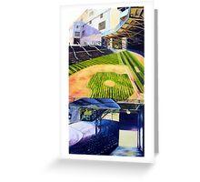 Tiger Stadium- Industry Greeting Card