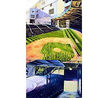 Tiger Stadium- Industry Photographic Print
