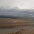 Wellington Point - Squall Line by Alan Gamble