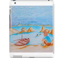 Swallows and Amazons iPad Case/Skin