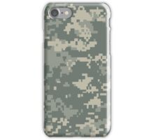 Army ACU Camouflage iPhone Case/Skin