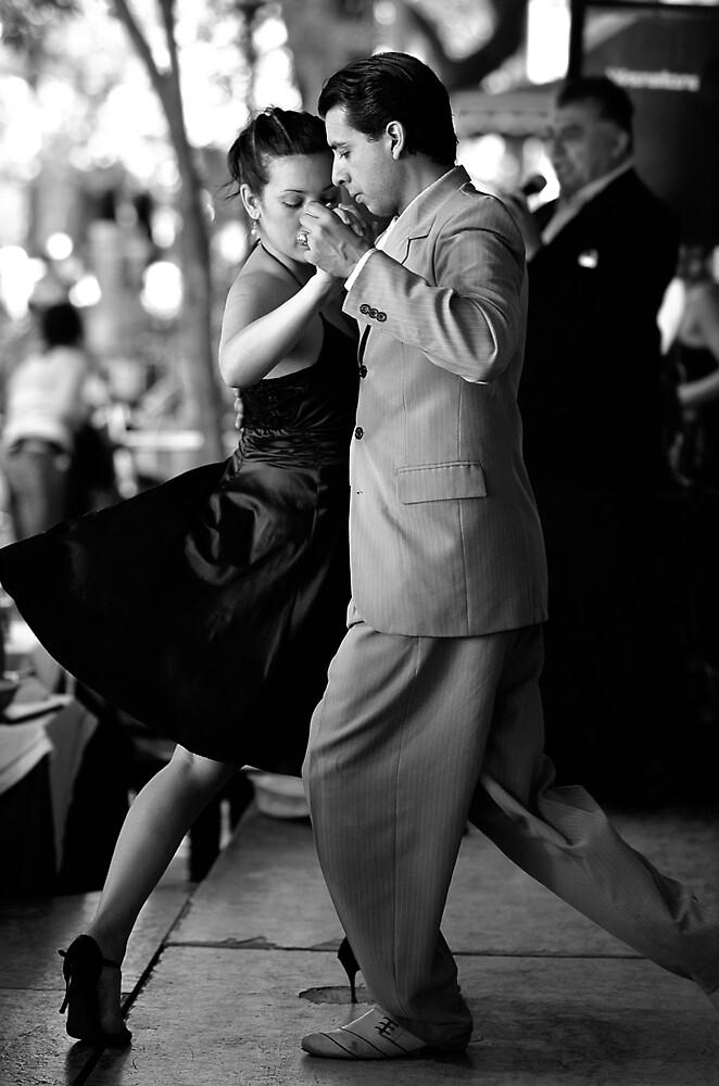 Caminito Tango by Andrea Rapisarda