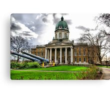 Imperial War Museum London HDR Canvas Print