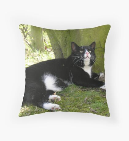 When I Look Up ...... Throw Pillow