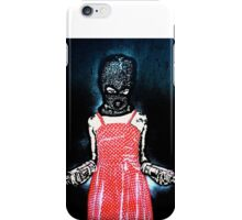 Stealthy street artist! iPhone Case/Skin